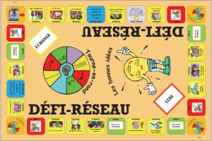 Jeu Défi Réseau