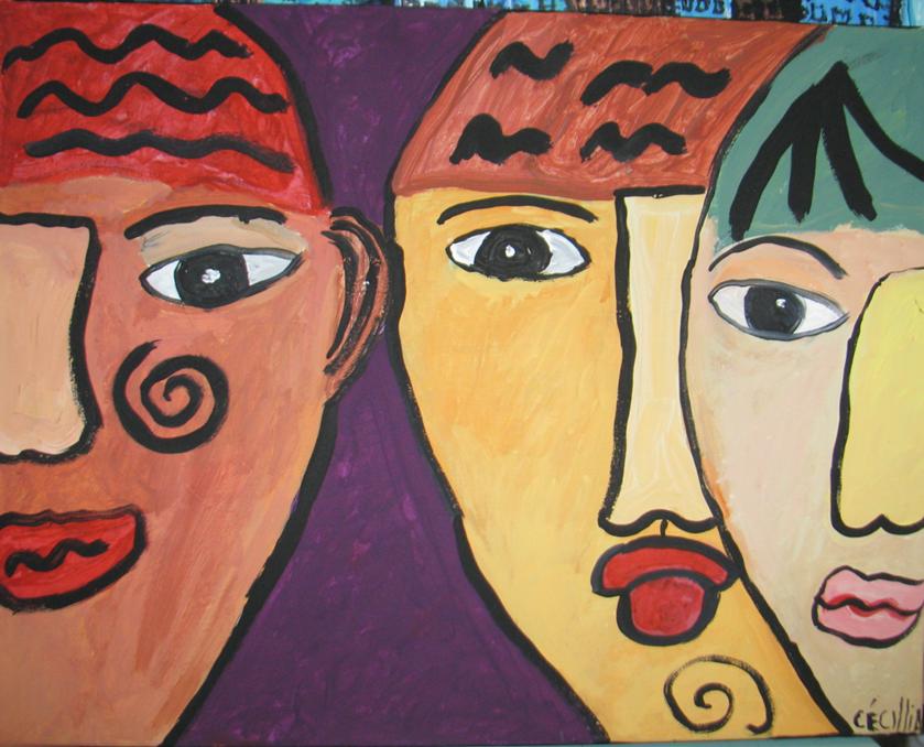 peinture-Cécilia